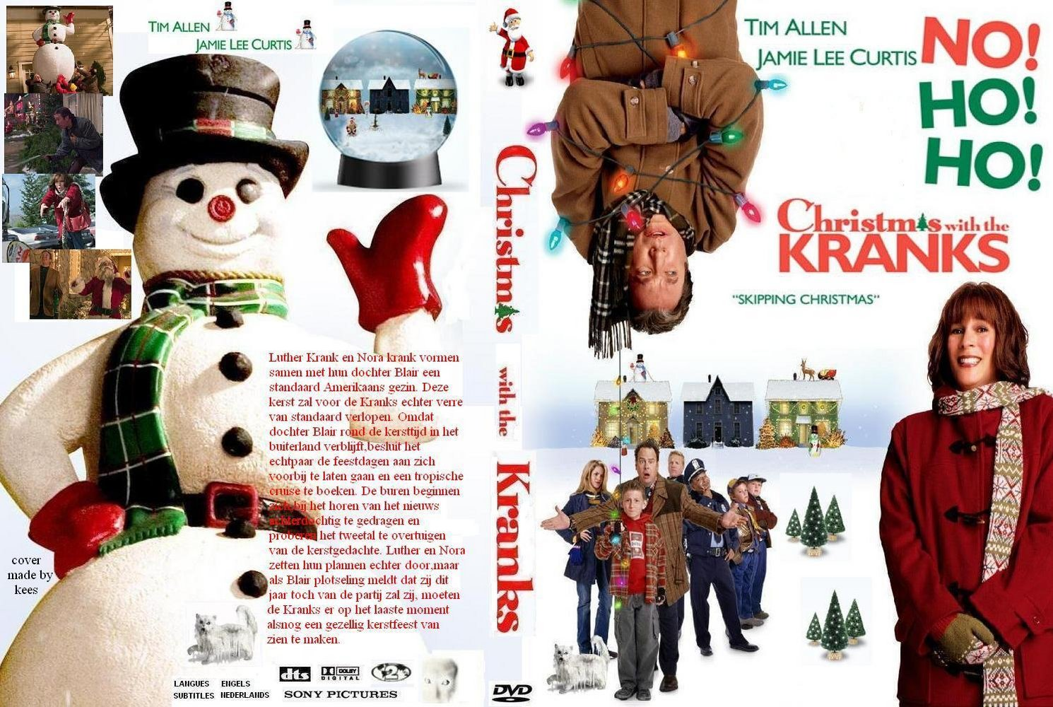 Christmas With The Kranks Dvd.Christmas With The Kranks Dvd